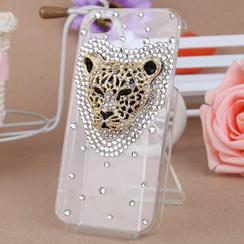 Fit-to-Kill - Elegant Leopard iPhone 4/4S Case