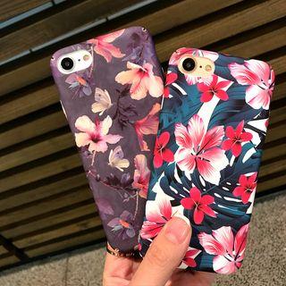 Jaguara - Printed iphone 6 / 6S / 6S Plus / 7 / 7 Plus / 8 / X Case