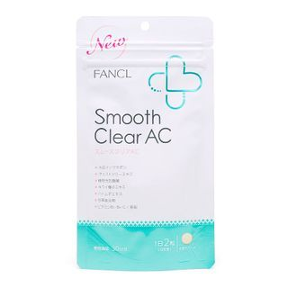 Fancl Health & Supplement(ファンケルヘルス&サプリメント) - Smooth Clear AC Tablet (New Version)