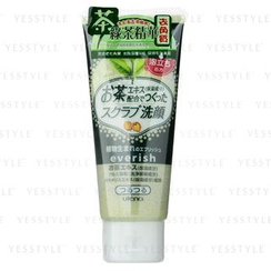 Utena - Everish Scrub Wash C Green Tea