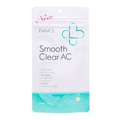 Fancl Health & Supplement - Smooth Clear AC Tablet (New Version)
