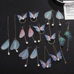 Miss Floral - Butterfly Earrings (Various Designs)