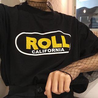 monroll - Printed T-Shirt