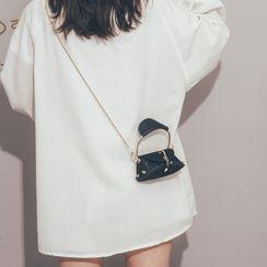 Felicity - 水钻手提包