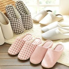 Furana - Couple Matching Home Slippers (Various Designs)