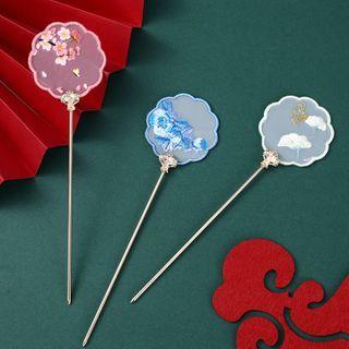 candycross - Hair Stick DIY Embroidery Kit