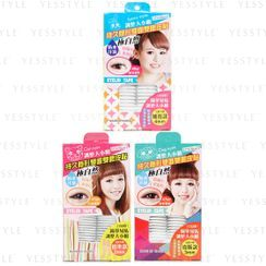 E-Heart - Double Eyelid Tape - 3 Types