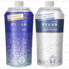 花王 - Merit Pyuan Conditioner Refill 340ml - 3 Types