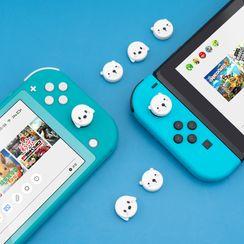 ZYUN - 矽胶Nintendo Switch摇杆帽