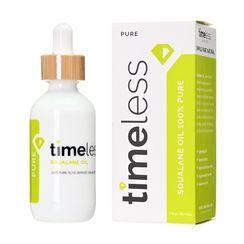 Timeless Skin Care(タイムレススキンケア) - スクワラン 100% ピュア 60ml/2oz