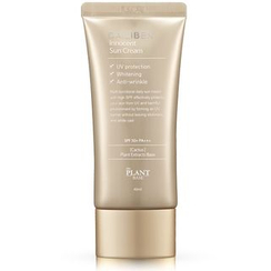 THE PLANT BASE - Dailiben Innocent Sun Cream SPF50+ PA+++ 40ml