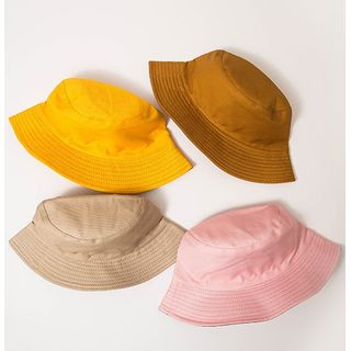 Hat Society - Plain Bucket Hat