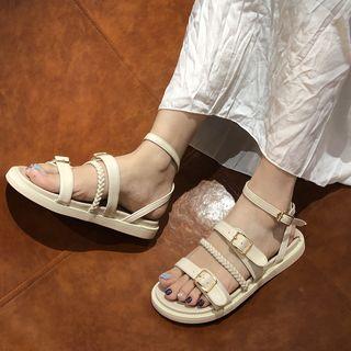 Gottabe - 踝带罗马凉鞋