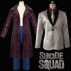 Glomp - Suicide Squad - Joker Cosplay Costume
