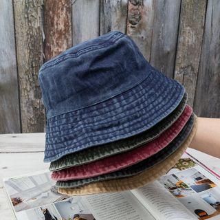 riverain - Denim Bucket Hat