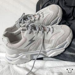 Lazi Boi - 厚底休閒鞋