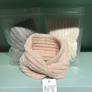 Swan Story - Plain Face Wash Headband