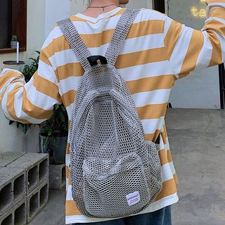 SUNMAN - Perforated Backpack