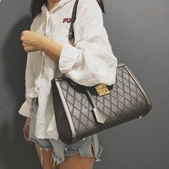 Beloved Bags - Chained Strap Handbag