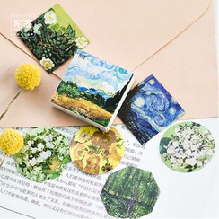 Alfar - Van Gogh Painting Stickers