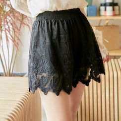 Soufeina - Lace Boy Shorts