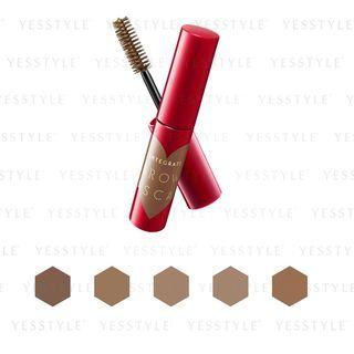 Shiseido - Integrate Nuance Eyebrow Mascara - 5 Types