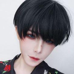 Aynu - 短款假髮 / 頭髮護理套裝