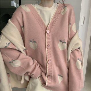 Fabricino - 桃子開衫 / 短袖T裇