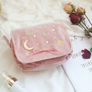 Ifish House - 刺绣化妆包