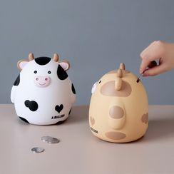 Foresty - Vinyl Cow Coin Bank
