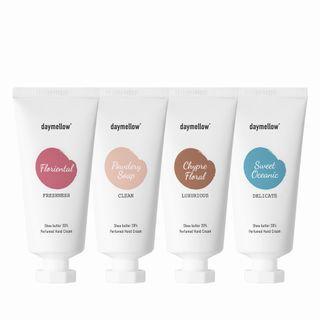 daymellow - Perfumed Hand Cream - 4 Types