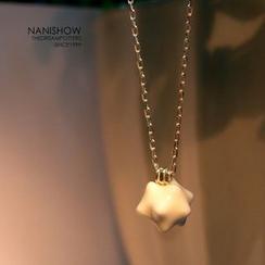 BABOSARANG - Ceramic Charm Necklace