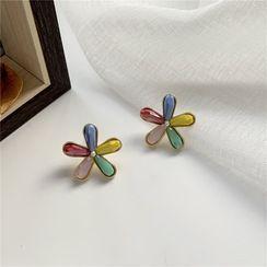Madikara - 花朵耳钉