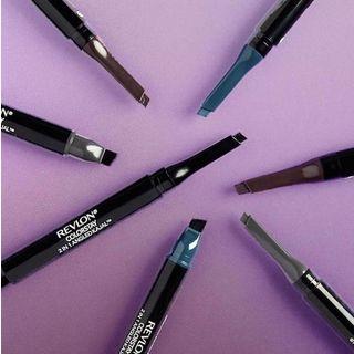 Revlon - ColorStay 2 in 1 Angled Kajal Eyeliner