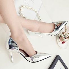 Anjay - Pointed Stiletto Heel Pumps