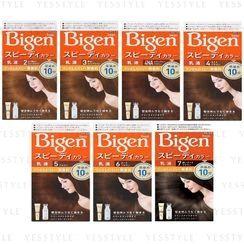 hoyu - Bigen Speedy Color Emulsion 60ml - 7 Types