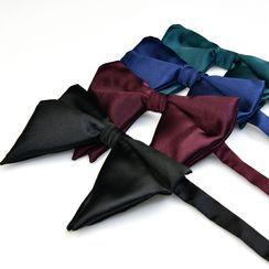 NINIRUSI - Plain Bow Tie