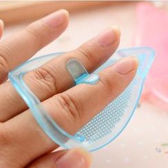 TATA SHOP - Almohadilla limpiadora de poros de silicona