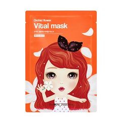 The ORCHID Skin(ザ オーキッドスキン) - Orchid Flower Vital Mask 1pc