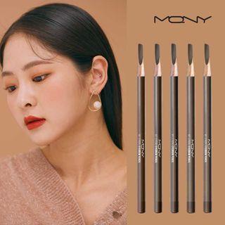 MACQUEEN - My Strong Eyebrow Pencil - 5 Colors