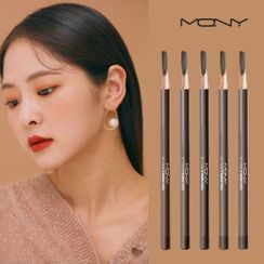 MACQUEEN(マックイーン) - My Strong Eyebrow Pencil - 5 Colors