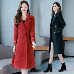 Sienne - Buckled Coat
