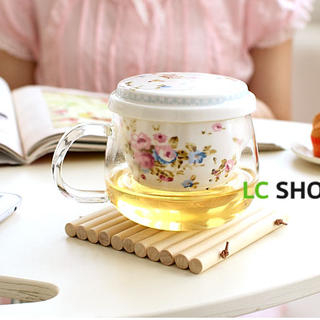Lazy Corner - Infuser Tea Mug