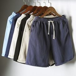 Titular - Plain Drawstring Shorts