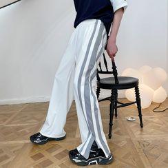Bjorn - Wide-Leg Pants