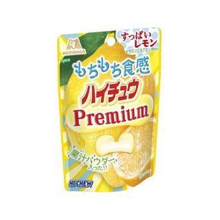 Morinaga - Hi-Chew Premium Chewy Candy Lemon Flavor 35g
