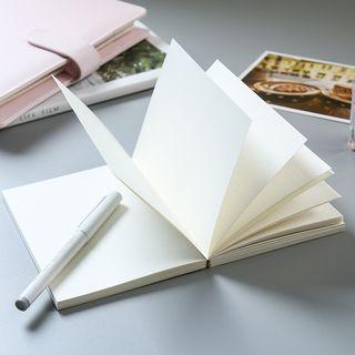 Wonbon - A5 / A6 Plain Notebook