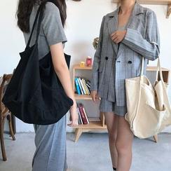 Yeyu Studio - 口袋帆布手提袋