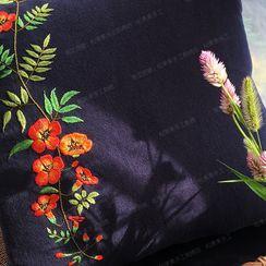 Embroidery Kingdom - 花朵刺繡頭帶DIY材料包