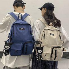 MUSIS - Buckled Nylon Backpack
